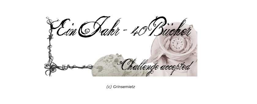 Logo Challenge Ein-Jahr-40-Buecher