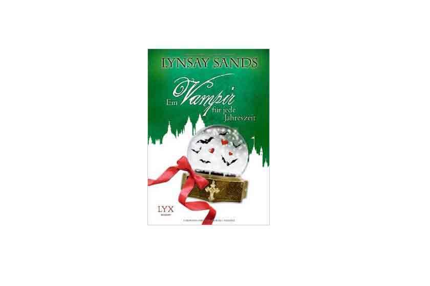 Buchcover Ein-Vampir-fuer-jede-Jahreszeit