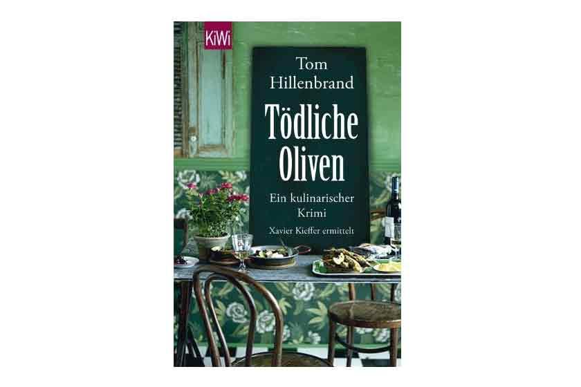 Cover Tödliche Oliven