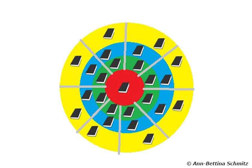 Logo Challenge Bücher-Dart