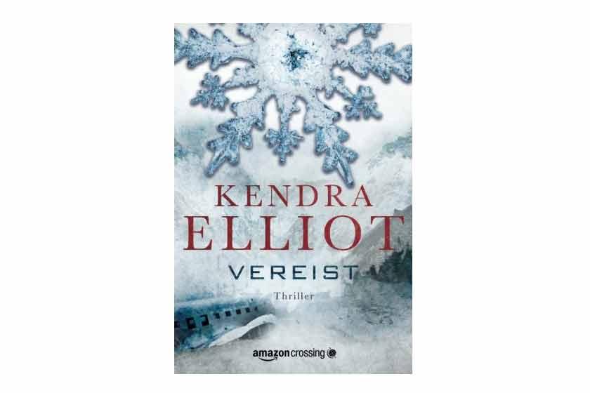 Cover Vereist von Kendra Elliot