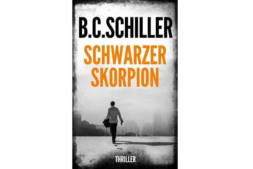 Cover Schwarzer-Skorpion