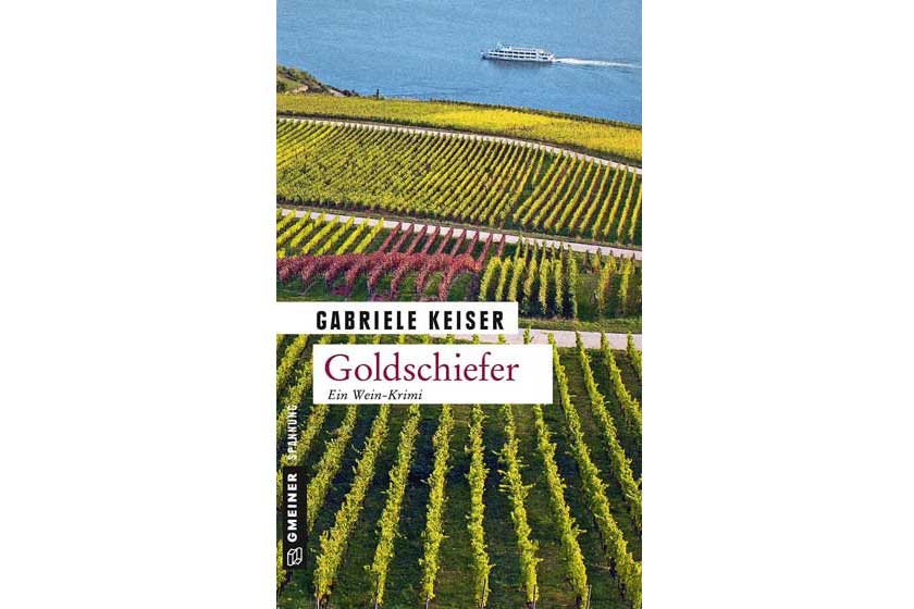 Cover Goldschiefer