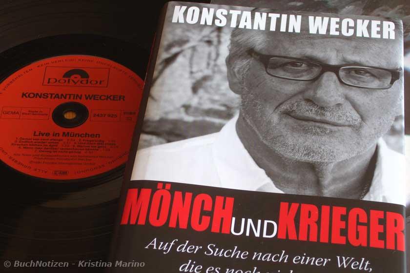 Cover Mönch und Krieger