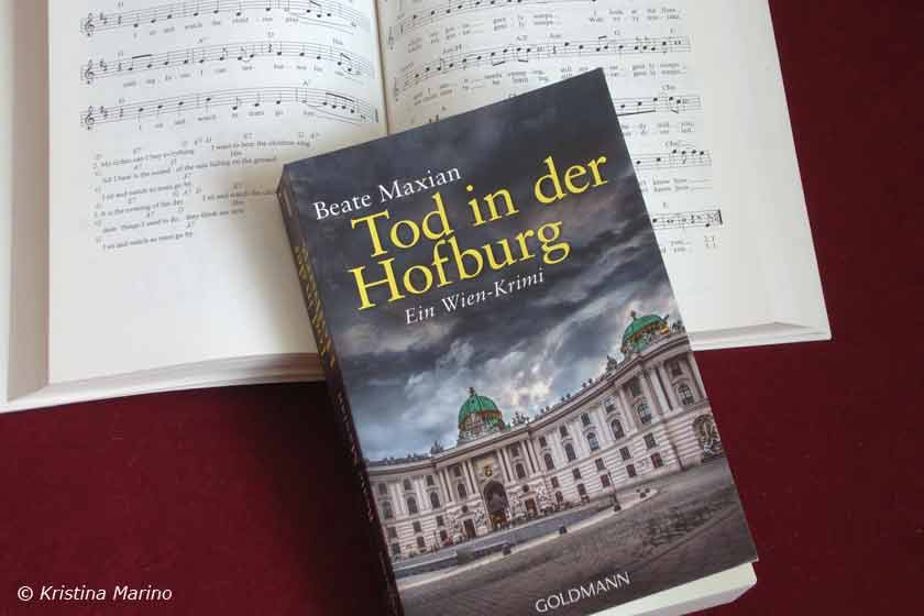 Cover Tod in der Hofburg
