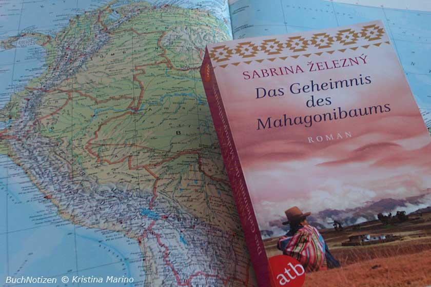 Cover Das Geheimnis des Mahagonibaums