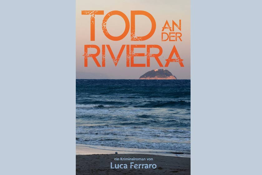 Cover Tod an der Riviera