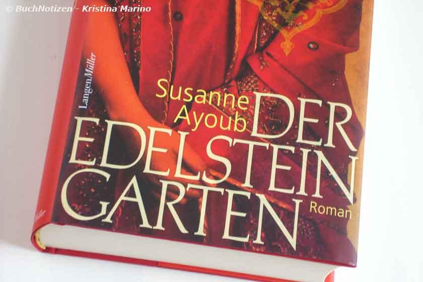 Cover Der Edelsteingarten