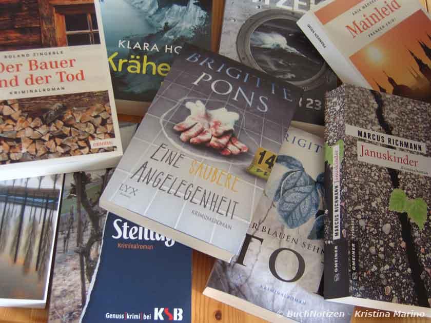 Büchertisch Anfragen Rezensionen