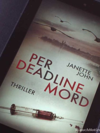 Cover Per Deadfline Mord