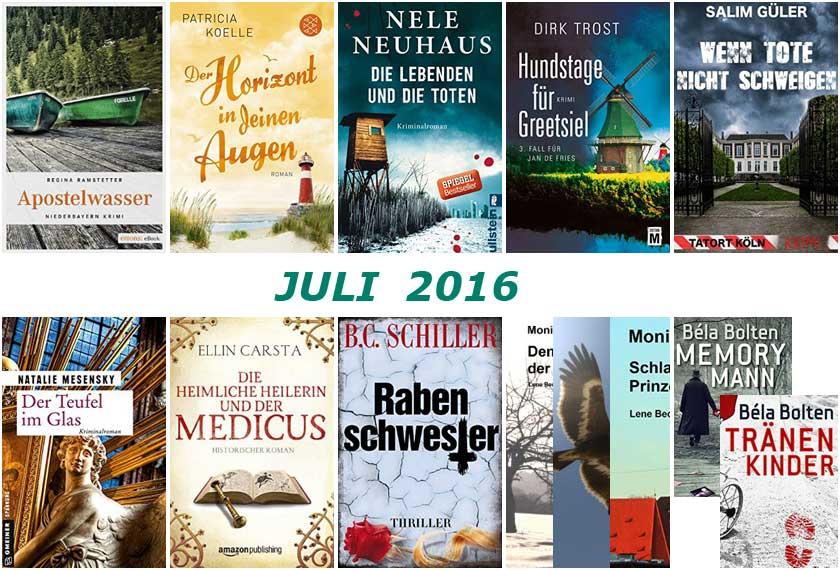 Cover Rückblick Juli 2016