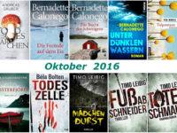 Rückblick Oktober 2016 - Nervenkitzel