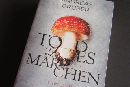 Cover Todesmärchen von Andreas Gruber