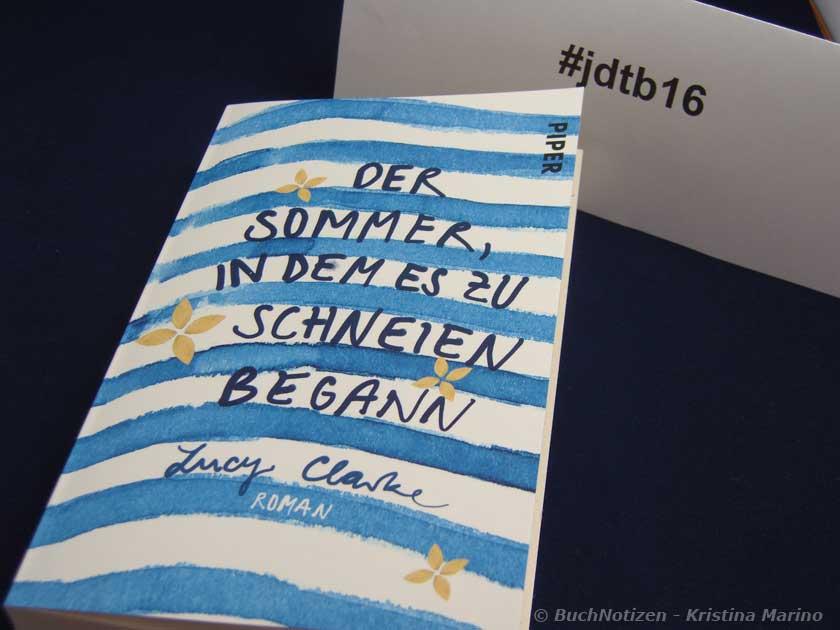 Cover Taschenbuch November #jdtb16