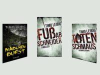 Thriller mit Goldmann und Brandner von Timo Leibig