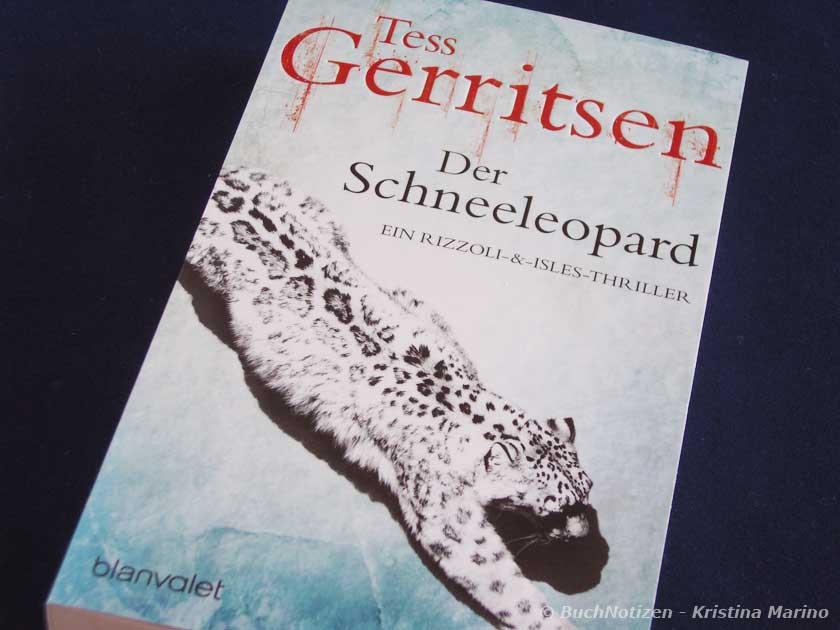 Cover Der Schneeleopard