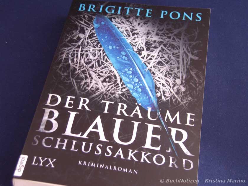 Cover Der Träume blauer Schlussakkord