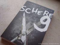 Schere 9 - Isabella Archan
