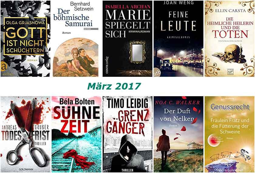 Cover Rückblick März 2017