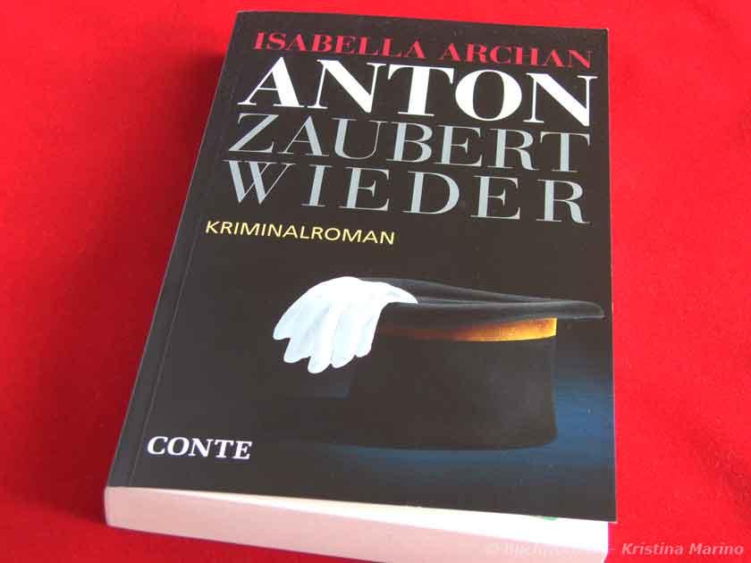 Cover Anton zaubert wieder