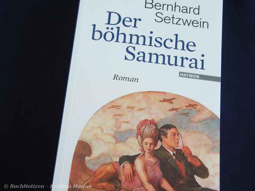Cover der böhmische Samurai