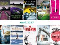 Rückblick April 2017 - ein spannender Monat