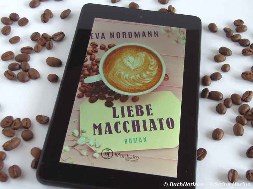 Buchcover Liebe Macchiato