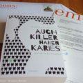 Cover Auch Killer haben Karies