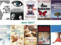 Rückblick Juni 2017 - ein mörderischer Monat