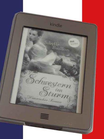 Cover Schwestern im Sturm