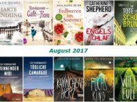 Rückblick August 2017- Sommerzeit- Reisezeit