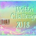 Motto Challenge 2018