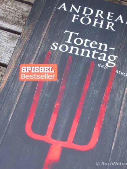 Cover Krimi Totensonntag