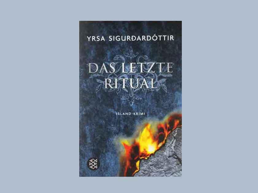 Cover Das letzte Ritual
