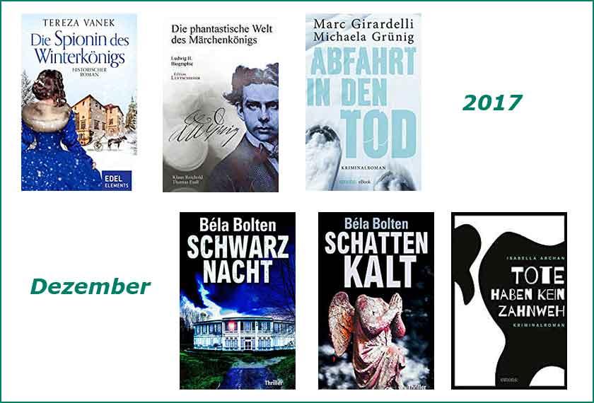 Cover Rückblick Dezember 2017