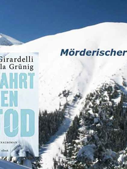 Cover Abfahrt in den Tod