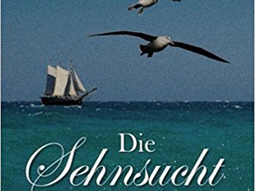 Cover Die Sehnsucht der Albatrosse - Karin Seemayer