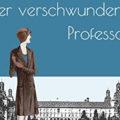 """Cover """"Emma Schumacher & Der verschwundene Professor"""" von Andrea Instone"""