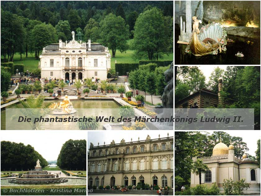 Die phantastische Welt des Märchenkönigs Ludwig II.