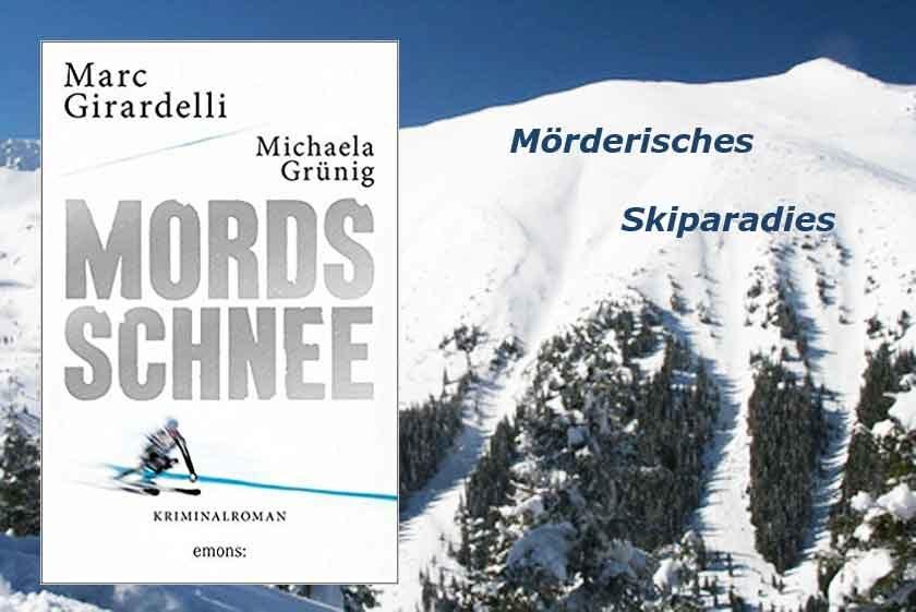 Cover Mordsschnee
