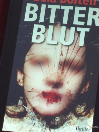Cover Bitterblut