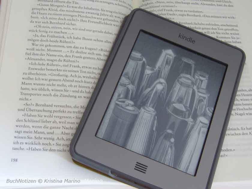 Bücher gedruckt und E-Book