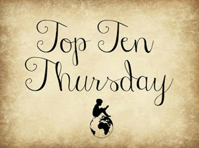 Logo Top Ten Thursday