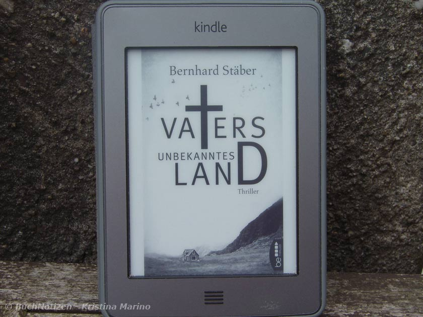 Cover E-Book Vaters unbekanntes Land