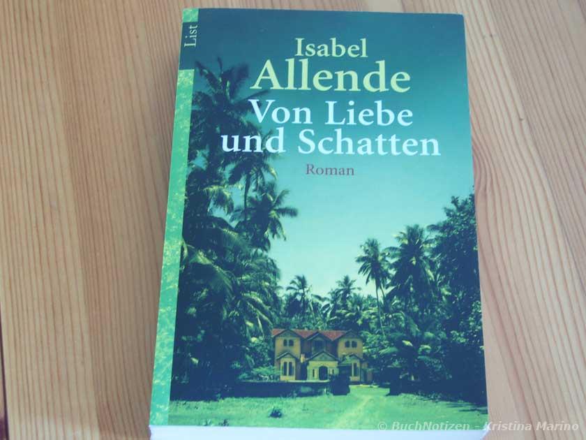 Cover Von Liebe und Schatten