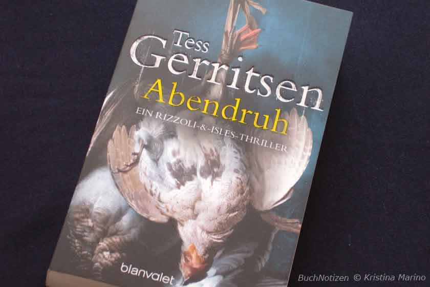 Cover Abendruh - Terss Gerritsen