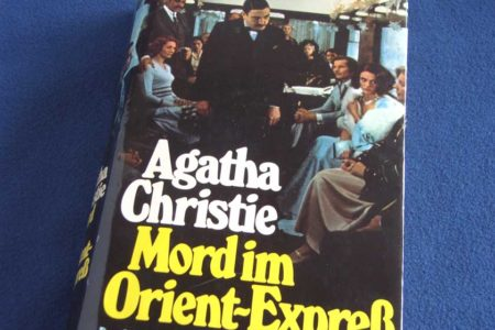Cover Mord im Orientexpress