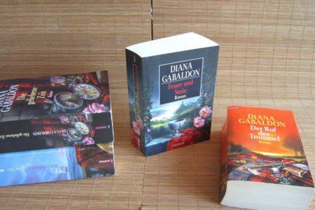 Cover Outlander - Diana Gabaldon