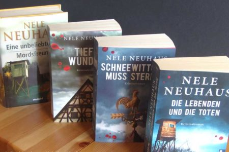 Taunuskrimis von Nele Neuhaus