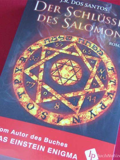 Cover Der Schlüssel des Salomon